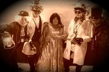 Halloween Segway Tour Through North Beach, Chinatown and the Embarcadero
