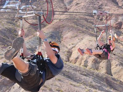 Flightlinez Bootleg Canyon Zip Line