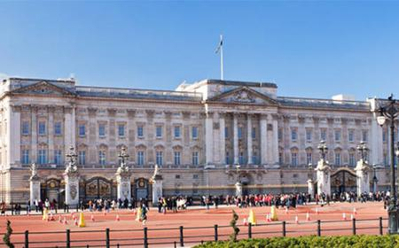 Half-Day Tour of Buckingham Palace with Afternoon Tea