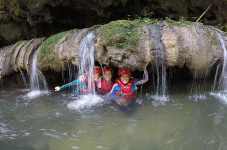 Puerto Rico Caving, Hiking, Body Rafting Adventure