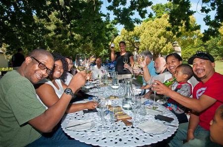 Half-Day WineSamplerGroupTour from Franschhoek