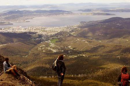 Hobart Hike: Mt Wellington Summit to Cascade Brewery Walk Including Gourmet Lunch