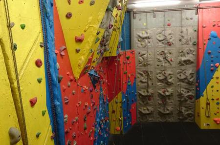 Indoor Rock Climbing Experience in Brighton