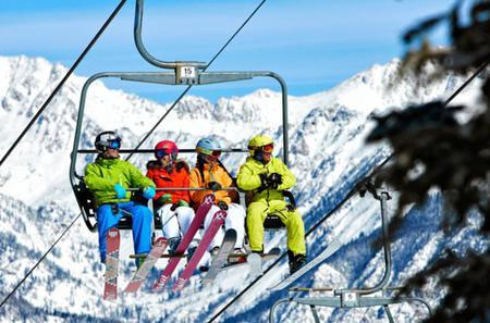 Banff Premium Ski Rental Including Delivery