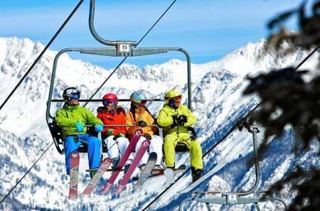 Banff Performance Ski Rental Including Delivery