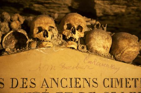 The Secret History of Paris: Special Access Catacombs and Père Lachaise