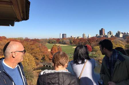 Views of Central Park Walking Tour
