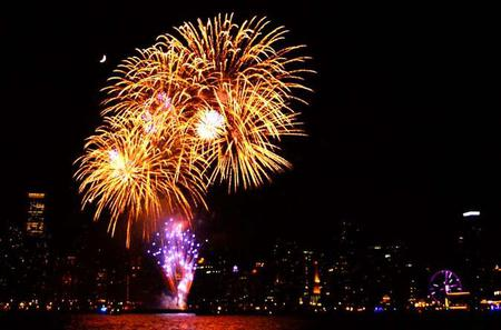 Private Fireworks Cruise