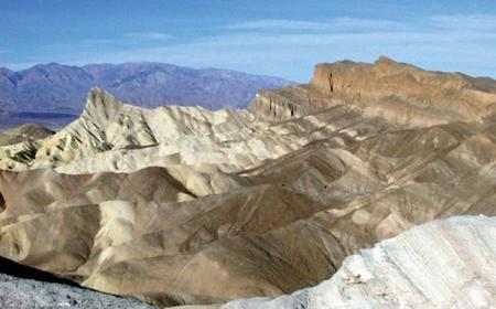 Death Valley 4x4 Tour from Las Vegas