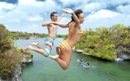 From Cancun: 2-Day Xel-Ha Park & Tulum Ruins Tour