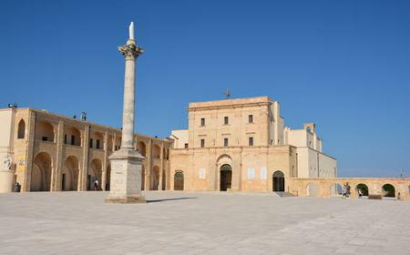 Natural Beauties of Salento: Leuca & Specchia Day Tour