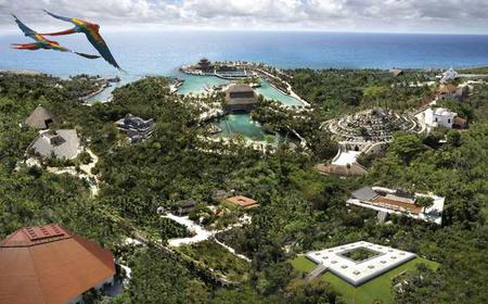 Full-Day Xcaret Eco-Waterpark Excursion from Cancun