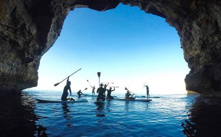 Mallorca Caves Tour & Stand Up Paddle