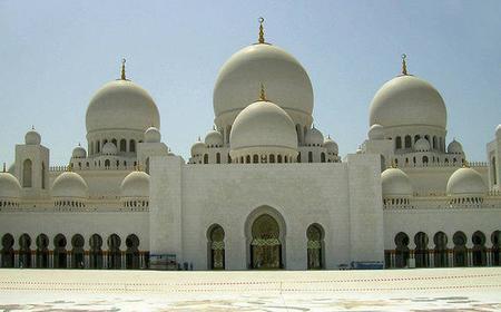 Abu Dhabi Sightseeing Tour from Dubai & Abu Dhabi