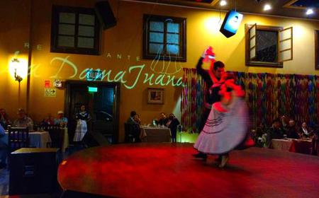 Lima: 3-Hour Dinner Show w/ Barranco District Tour