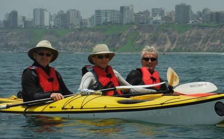 Lima: 2-Hour Sea Kayak Tour