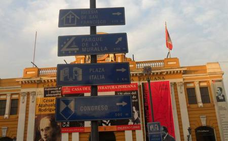 Lima Full-Day Historic Tour