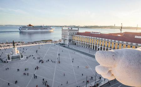 Lisbon: Rua Augusta Arch Admission Ticket
