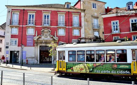 Best of Lisbon Walking Tour: Rossio, Chiado & Alfama