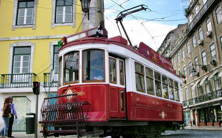 Lisbon: 7 Hills Tram Tour & Live Fado Show