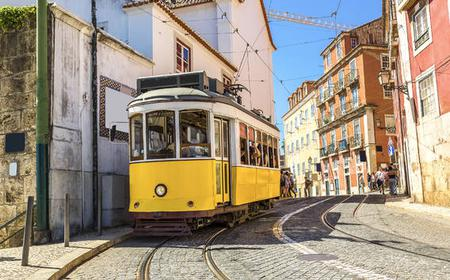 Welcome to Lisbon 3-Hour Private Walking Tour