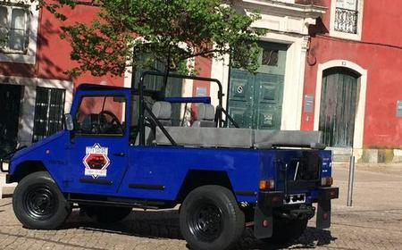 Imperial Lisbon City Tour by 4x4