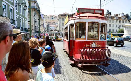 Lisbon Hop-on Hop-off Tram & Boat Tours: 48-Hour Ticket