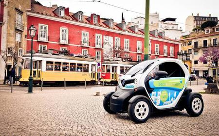 Electric Car Tram 28 Tour with GPS Audio Guide
