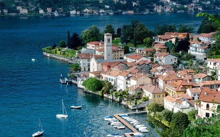 From Milan: Full-Day Private Lake Como Romantic Tour