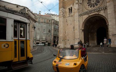 Lisbon: GPS Guided GoCar Tour