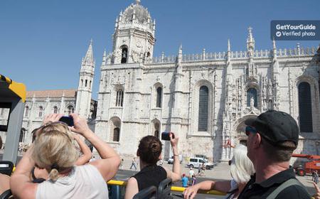 Lisbon 72-Hour Hop-On Hop-Off Bus, Tram and Boat Ticket