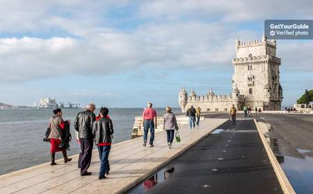 Lisbon Half-Day Sightseeing Bus Tour