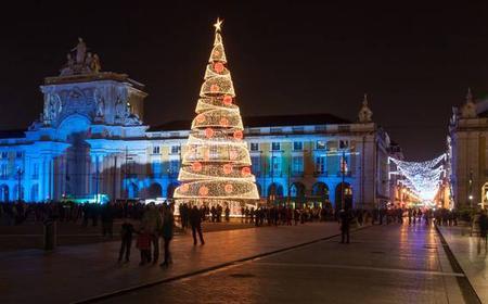 Lisbon's Festive Christmas Lights: 3-Hour E-Bike Tour