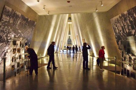Behind-the-Scenes Guided Tour of Yad Vashem Holocaust History Museum