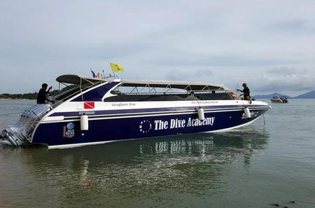 Private Charter: Scuba Diving Tour by Speedboat from Koh Samui