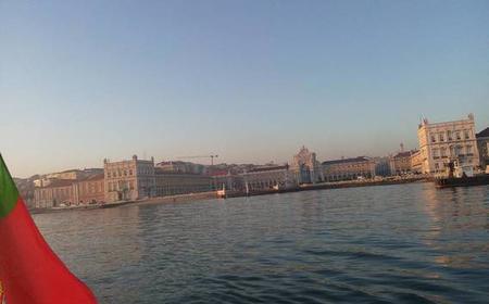 Lisbon: 2-Hour Sailing Yacht Cruise of the River Tagus