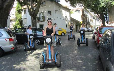 Lisbon: 1 Hour Private Segway Tour Streets of Alfama