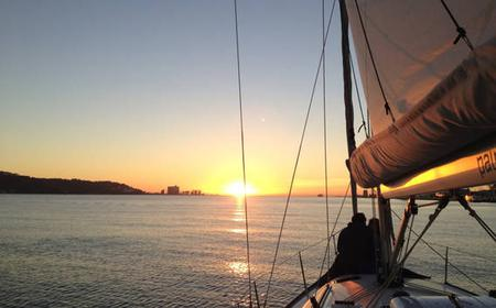 Sunset Cruise in the Tagus River