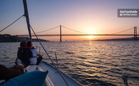 Lisbon: 2-Hour Sunset Cruise along the Tagus River