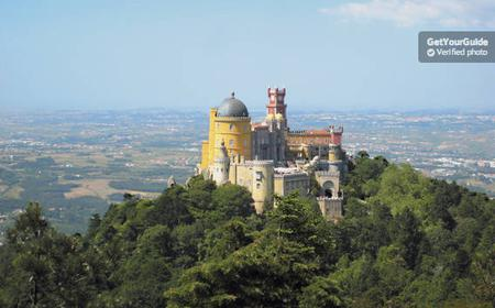 Sintra and Pena Palace Half-Day Tour from Lisbon