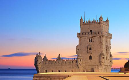 Lisbon in One Day: Full-Day Minivan Historic Tour