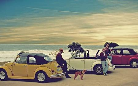 Lisbon & Sintra Full-Day Tour by Convertible VW Beetle