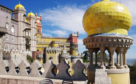 Sintra Royal Palaces: Full-Day Tour from Lisbon