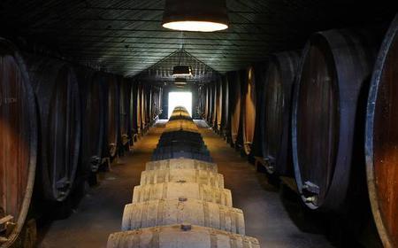 Private Setúbal Wine Tasting Tour: Full-Day from Lisbon
