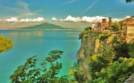 From Naples: Full-Day Sorrento, Positano & Amalfi Trip