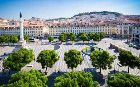 Cruise Shore Tour – Lisbon Half-Day with Baixa and Belem