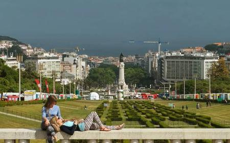 Lisbon: Private Half-Day Sightseeing City Tour