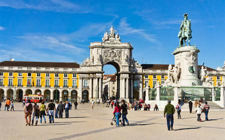 Lisbon Private Sightseeing Full Day City Tour