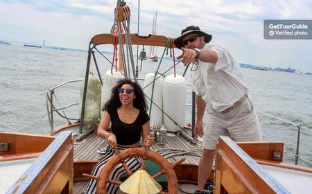 Champagne Brunch Sail Aboard The Classic Schooner Shearwater