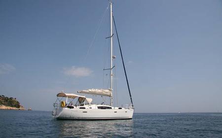 Costa Brava Sailboat Tour